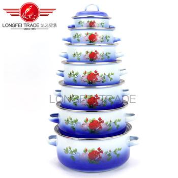 Hot Sale Longfei Brand 7pcs Thermal Hot Casserole Carrier Soup Carrier