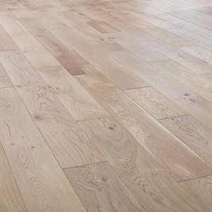 Multi Colored A Grade Nature Rubber Wood American Red Oak Solid Hard Wood Flooring