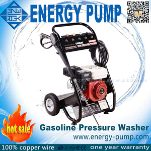 factory price Portable high pressure car washer Gasoline car washer with high quality