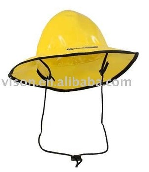 Yellow Rain Hat  fisherman Hat bucket Hat W string - Buy Yellow Rain ... 46bde8db1f9