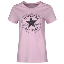 Оригинальное новое поступление Конверс женские футболки с коротким рукавом спортивная одежда(Китай)