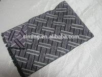Design exported fashion silk shawl Indian cotton scarf