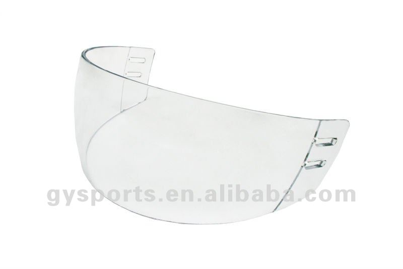 Eyes Protective Gear,Anti-scratch Hockey Visor Shield,CE Approval Protection Visor