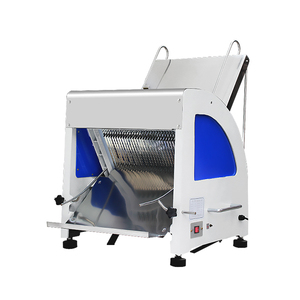 new developed high efficient automatic bread slicing machine easy operation bread slicer machine