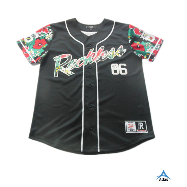 wholesale dri fit sublimated softball jersey