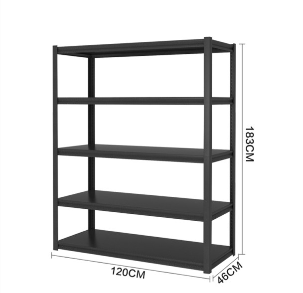 2019 Rivet racking shelving warehouse health and safety storage shelf <strong>rack</strong>
