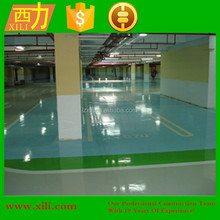 Epoxy resin garage floor coating cost