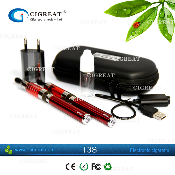 New arrival alibaba china e-cigarrettes T3 clearmizer ego T3 starter kit