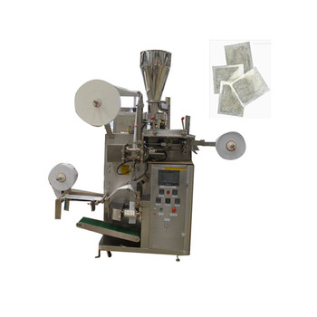 YB-180C Automatic Coffee Coco Powder Weighing Filling Sealing Tea Bag Packing Machine