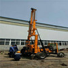 soil, rock, all layer easy operation low price water Bore Well Drilling Machine
