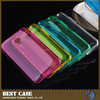 High quality new product soft tpu case for Meizu Mx3 ultra thin