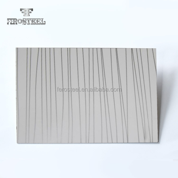 Cold Rolled Pvc Laminated Stainless Steel Sheet Cost Per Square Foot