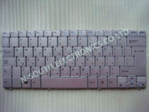 Brand new laptop keyboard for LG T280 silver HB layout MP-09H36HB6920