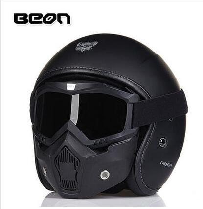 Beon половина шлем мотоциклетный шлем индивидуальность военный шлем
