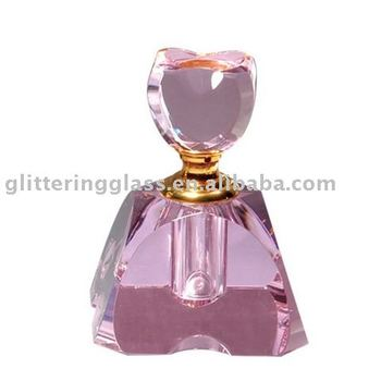High quality Crystal perfume bottle (JX-CP009)