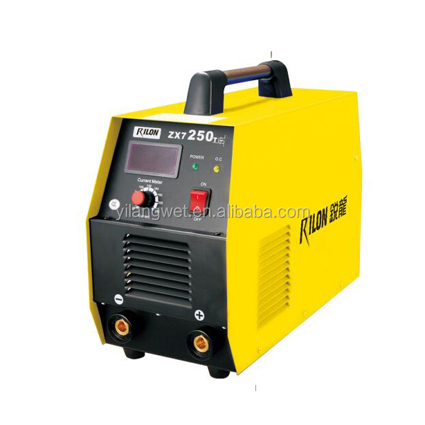 Rilon MMA ARC inverter mma-250 welding machine for wholesales