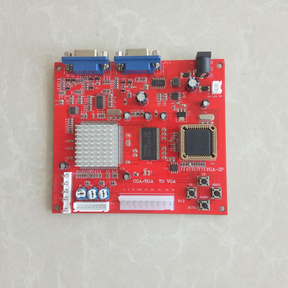 T340 pog 595/510/580 version PCB game board
