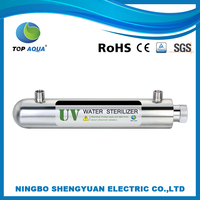 Drinking Water Treatment 254nm UV Light Sterilizer system