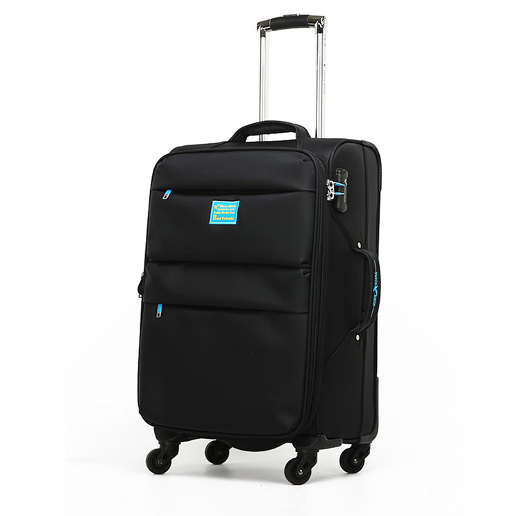 China Supplier Custom 32 Inch Travel Zone Luggage Trolly Bags With 4 Wheel