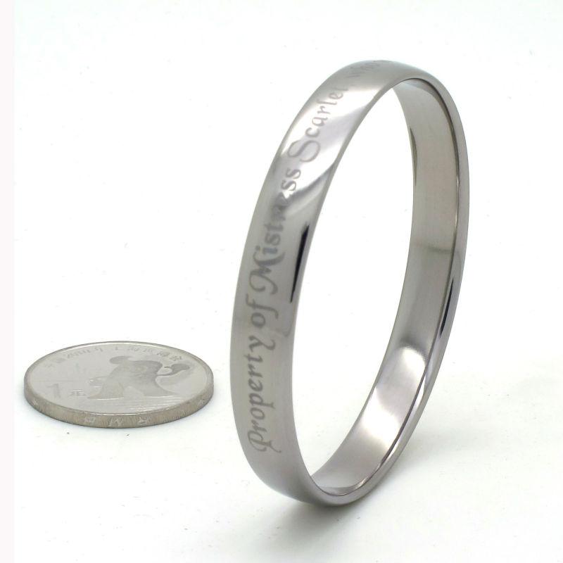 Titanium Cock Ring 97
