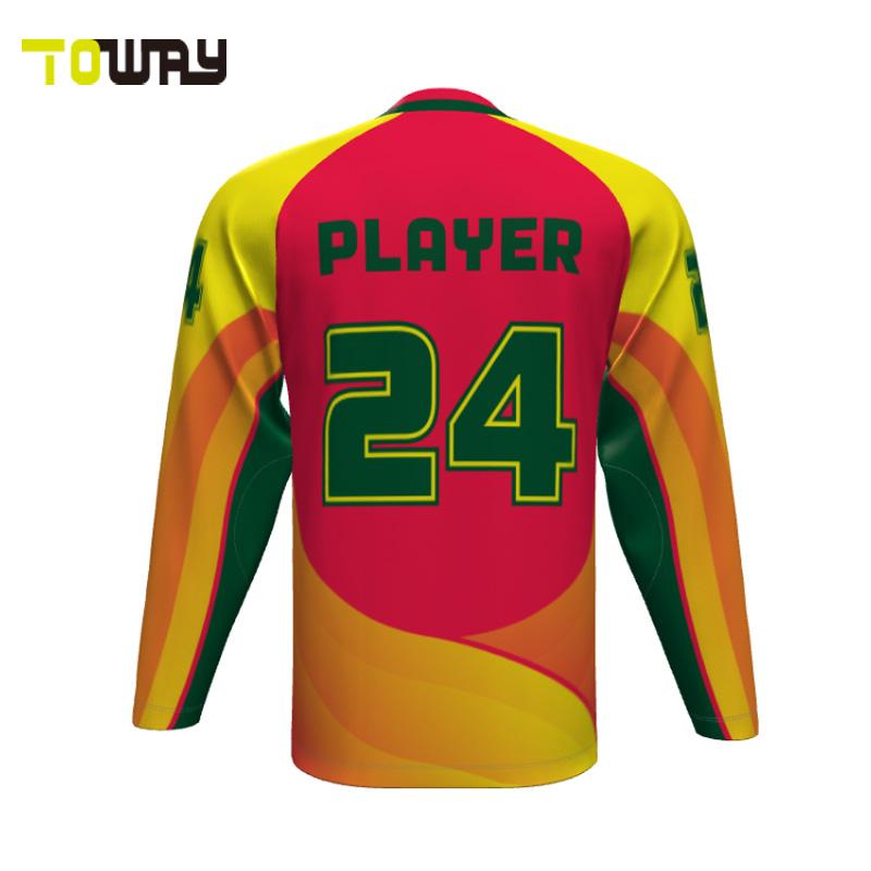 China Superman Hockey Jerseys eac52ec3102