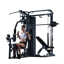 <span class=keywords><strong>JUNXIA</strong></span> multifunctionele station purpose home gym apparatuur fitness sport power rack machine