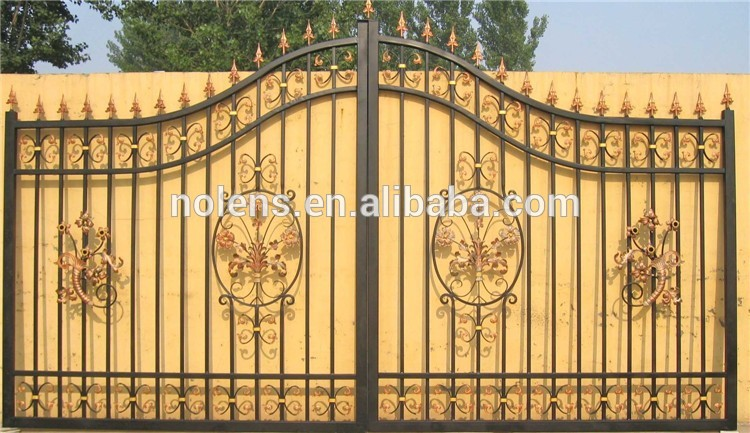 Wrought Iron Gate Designs For Homes Made In China, Small Garden Gates Part 57