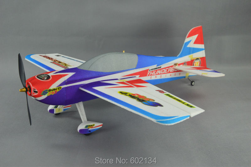 EPP PLANE/ RC 3D airplane/RC MODEL HOBBY TOYS/-wingspan 38inch SBACH342  3D airplane kit set (only the plane kit)