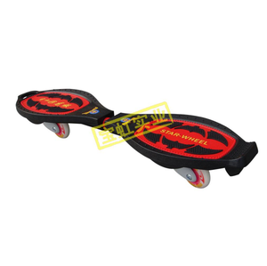 Hight Quality Adult children Rocket Wave Skateboard