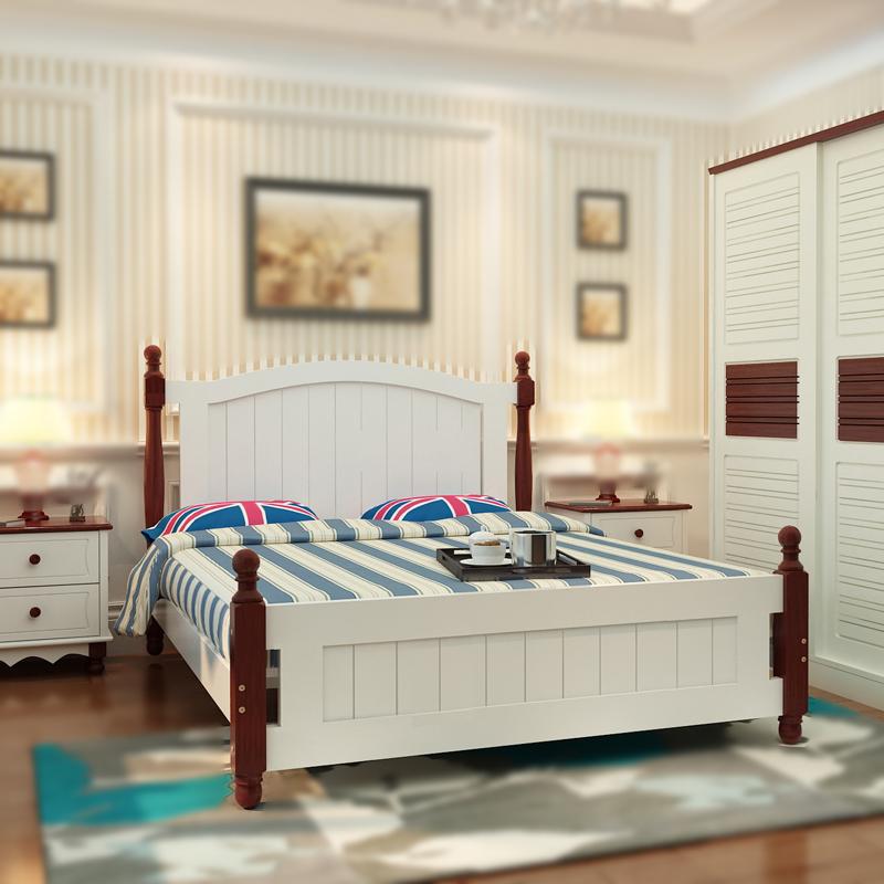 SG0039 último diseño muebles de dormitorio simple tamaño completo ...