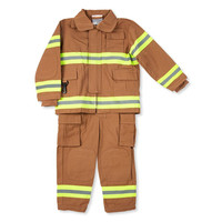 Cheap flame retardant fabric made fire fighting suits and gloves