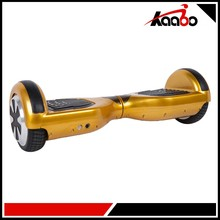 Smart Black Self Balancing Hover Board Two Wheels Electric Smart Scooter