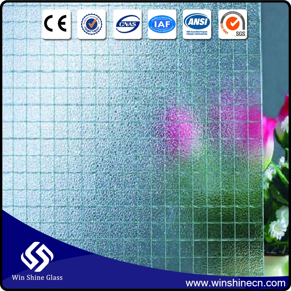 12mm Safety Mesh Wired Clear Glass,Wire Mesh Security Glass - Buy ...