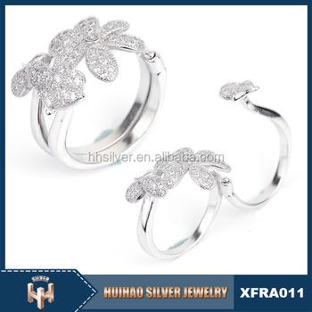 fc11ce383 bulk wholesale china cubic zirconia jewelry 25 silver sun ring for  girlfriend