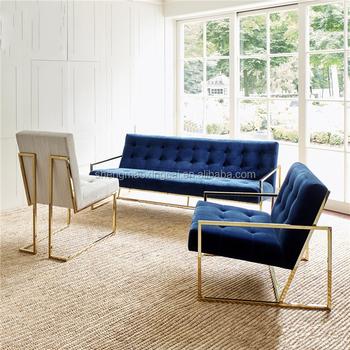 Jonathan Adler Goldfinger Chair - Buy Living Room Chairs ...