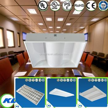 Ul,Dlc,Ce New Design Led Panel Light Fixture 2x2 2x4 48w Indirect ...