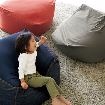 Puff filling outdoor baby beanbag chair sitting beanbag sofa storage bean bag