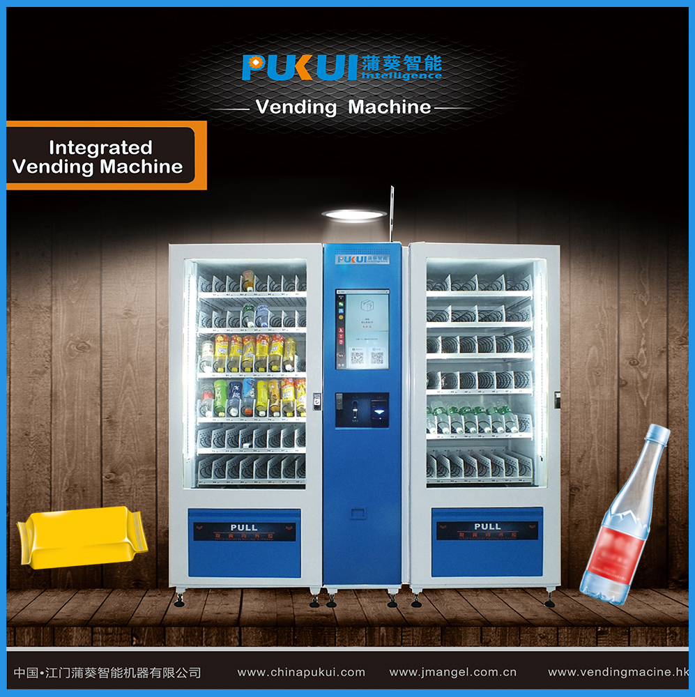 Hair accessories vending machines - Snack Vending Machine Snack Vending Machine Suppliers And Manufacturers At Alibaba Com