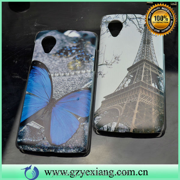For Nexus 5 Cover, Design TPU Back Case Cover For LG Google Nexus 5