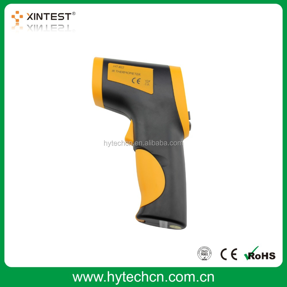 Hot selling digital infrared thermometer hygrometer 2000 degree funny thermometer - KingCare   KingCare.net