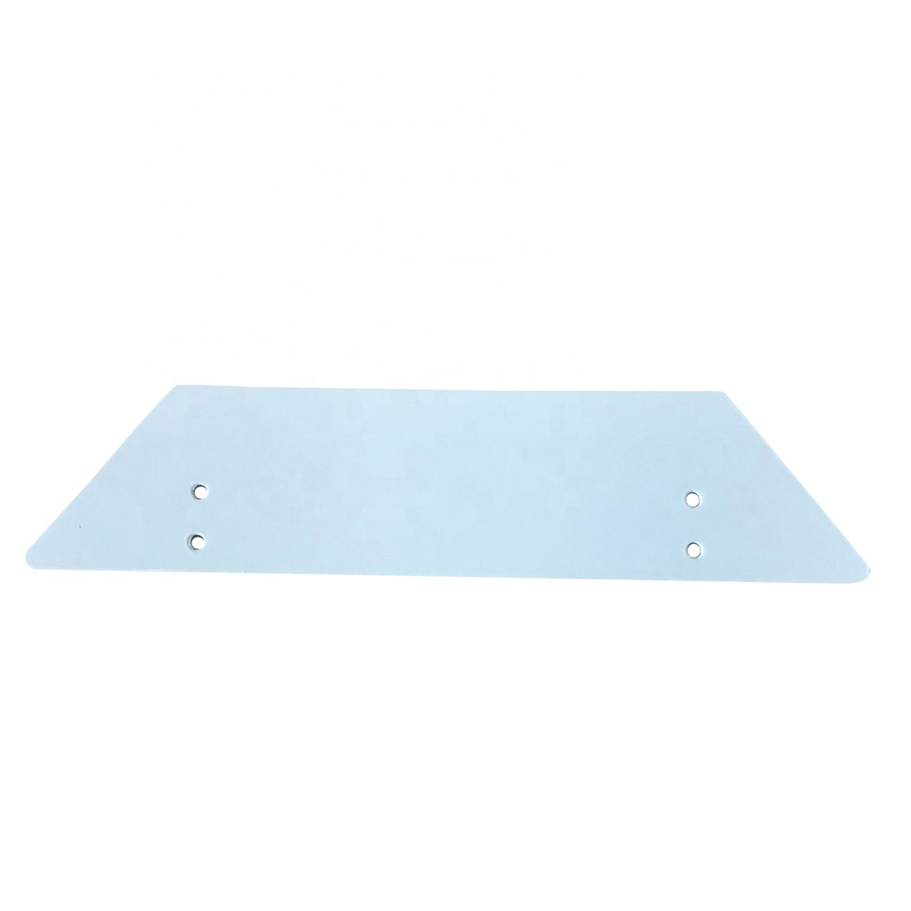 China high precision custom aluminum alloy 5052 sheet metal cutting