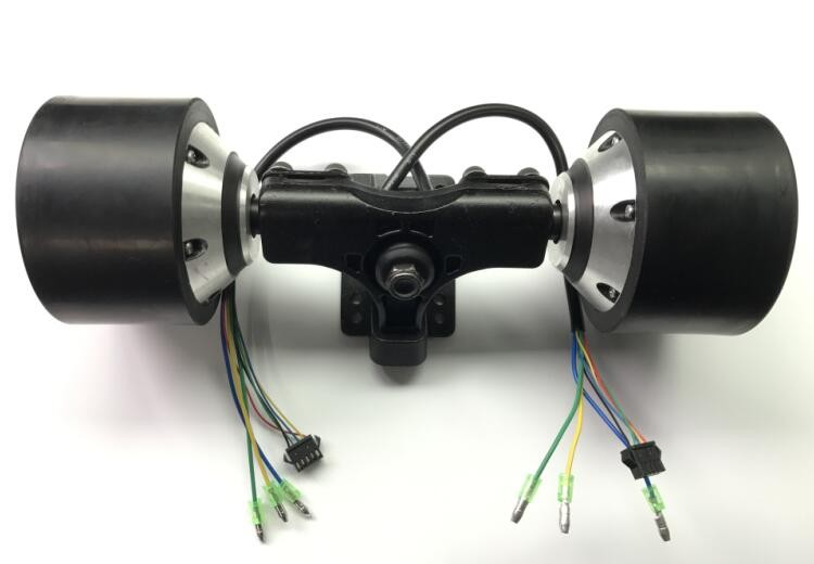 New Electric Skateboard Use 90mm In Wheel Hub Motor Buy