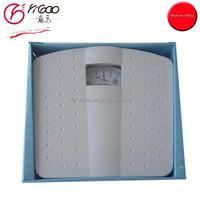 200541 Body fat mechanical bathroom scale