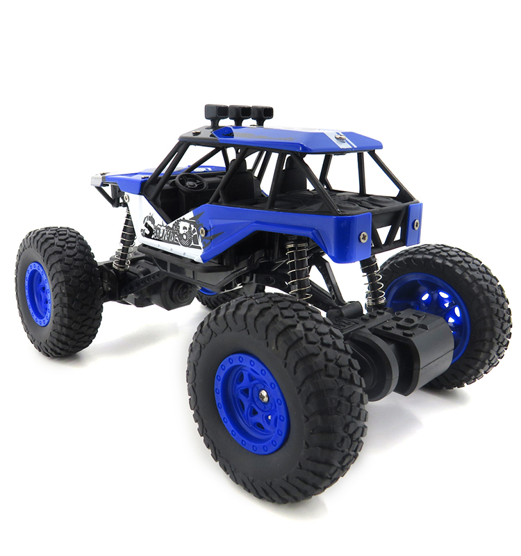 6.SL-108A_Blue_27MHz_Mini_4WD_Off-Road_Climbing_Remote_Control_Cars_Toy