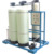 One operation one standby 4m3/hr water softener system for continuous 24 hours boiler