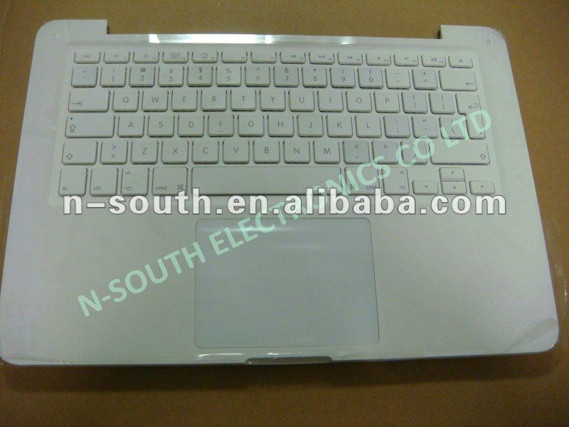 Laptop Keyboard For Apple Macbook A1342 With Palmrest Case C Shell ...
