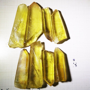 Cheap natural citrine stone price gold citrine rough crystal gemstone for jewelry making