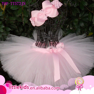Little Girls Petal Extra Fluffy Princess Ballet Dance Classic Layers TulleTutu ruffled Table Skirt