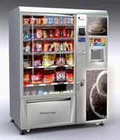 LV-X01 Service it Your Self Vending Machine