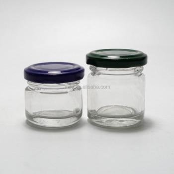 05oz1oz Mini Mason Jar With Lid